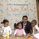 Minister for Sure Start